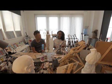 Dia Studio: A Contemporary Art Experiment