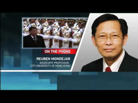 Duterte should remind China of $15B loan promise: analyst
