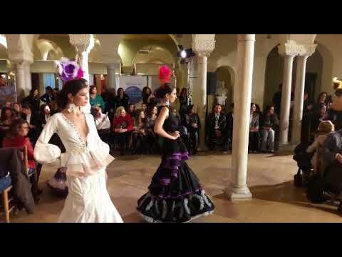Desfile de Ava Wunder en VIVA by We Love Flamenco