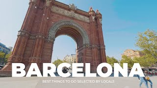 Gambar cover Top Places to Visit in Barcelona - A Local's Travel Guide