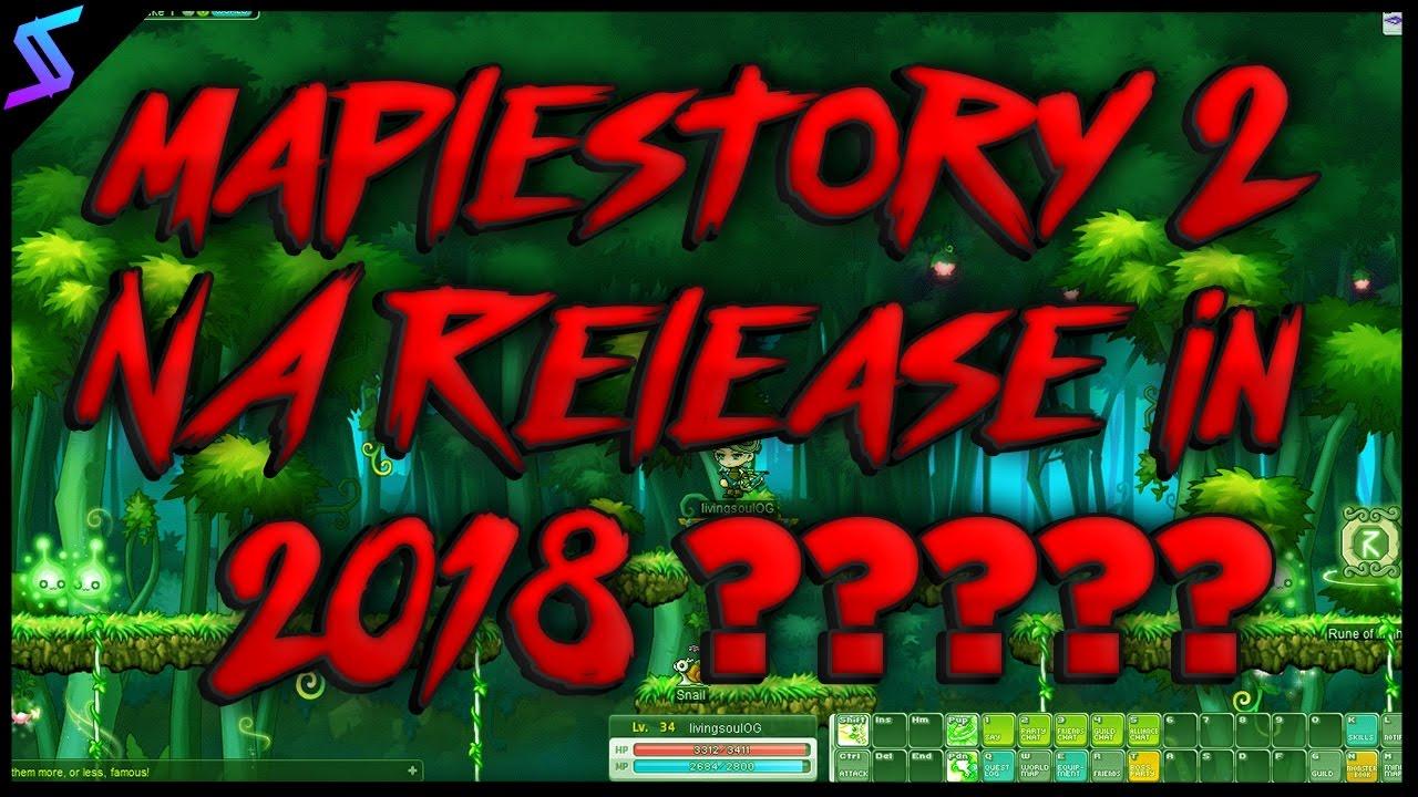 Maplestory 2 release date in Australia