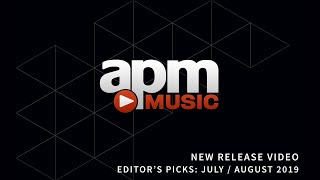 July/August 2019 New Music Releases: Editor's Picks