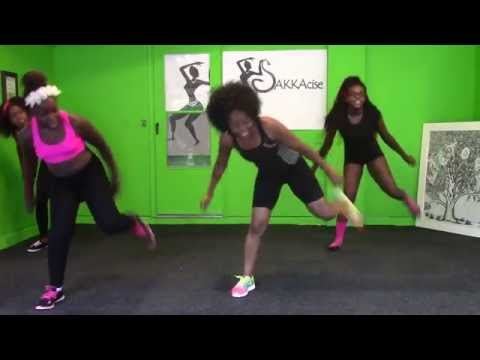 Afro Dance Workout - Kcee Limpopo