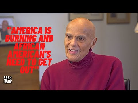 America will burn, African Americans need to get out. Prophesy 40 years ago.