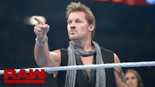 """Die """"List of Jericho"""" ist verschwunden: Raw, 24. Oktober 2016"""