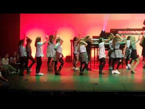 Arab High School Zombie Concert 2015