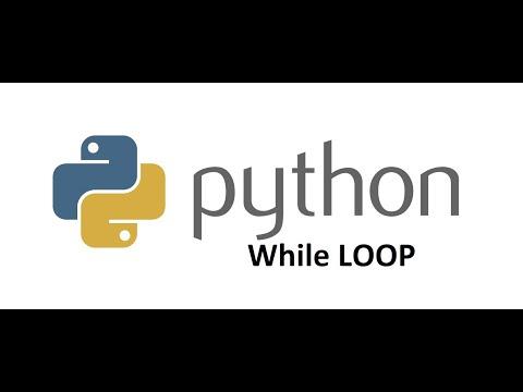 while loop in python   python programming   loop in python    python tutorial   python programming thumbnail