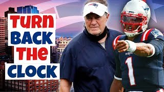 The Patriots Offense Will Turn Back The Clock in 2021