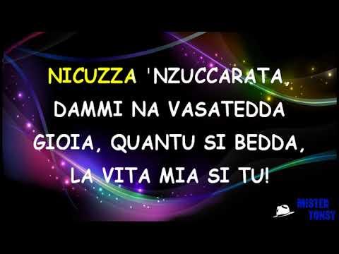NICUZZA   karaoke