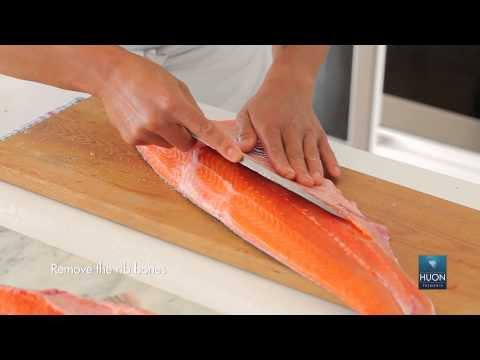 How to fillet