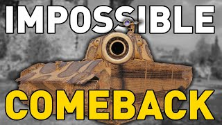 My IMPOSSIBLE Comeback in World of Tanks!