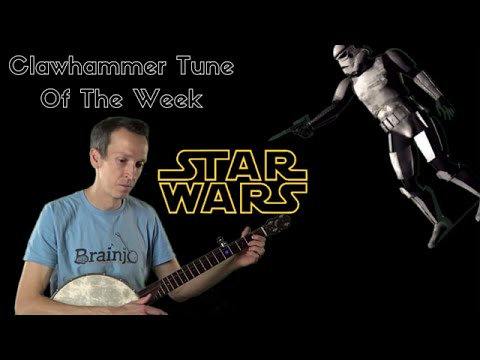"Banjo banjo tabs star wars : Clawhammer Banjo: Tune (and Tab) of the Week - Star Wars"" - YouTube"