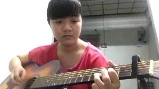 Hạnh phúc mới - Guitar solo - Khánh Vy