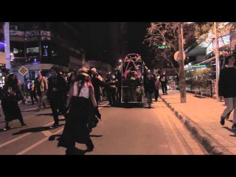 Nicosia Carnival Street Parade 2015