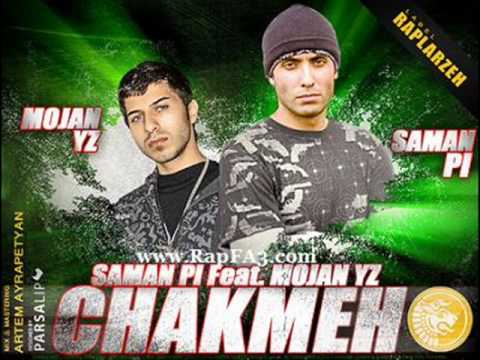chakmeh  -  Saman PI Feat Mojan YZ - Raplarzeh