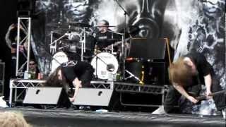 Meshuggah - Soundwave 2012 - Brisbane - Rational Gaze