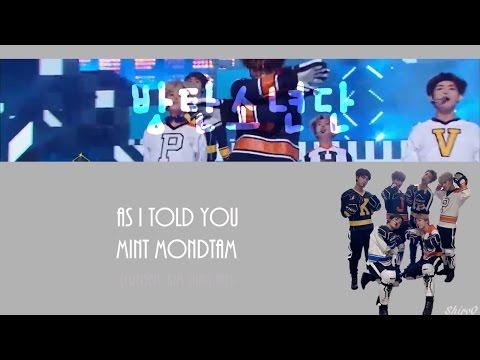 BTS - As I Told You (Han   Rom   Hunsub.) [SZÍNKÓDOLVA]