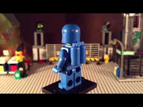 THE LEGO MOVIE Minifigures Showcase/Review