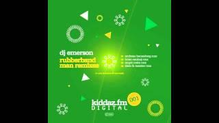 Dj Emerson - Rubberband Man / Andreas Henneberg Remix