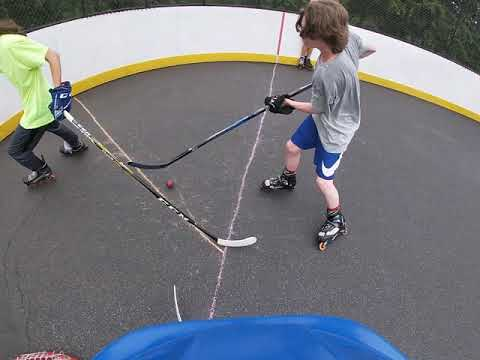 McNair Street Hockey League 8/11/19