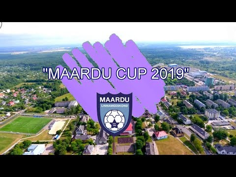 Влад и его Команда на Maardu Cup 2019