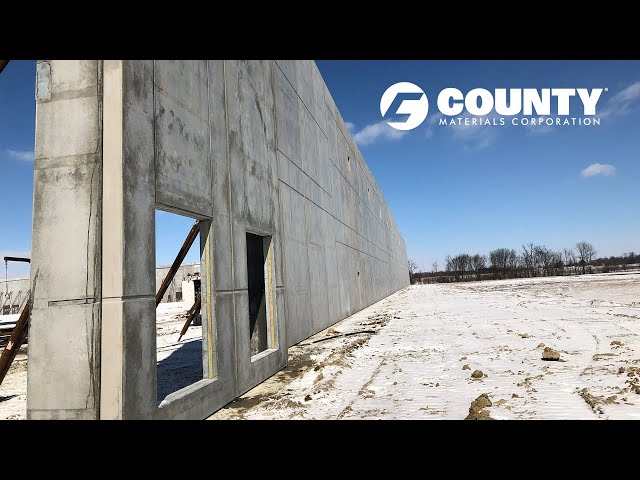 Advantages of Insulated Sandwich Walls - Fishback Creek Project Feature