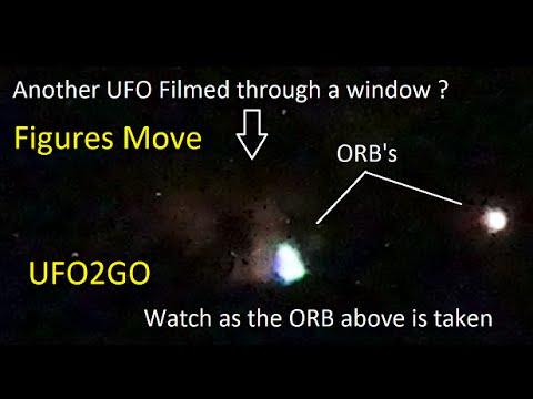UFO2GO - LANDED ?? Multiple Figures Seen Inside 2016 HD Video UFO2GO