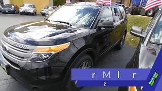 2012 Ford Explorer, 100% Política de Revisión de la Aplicación