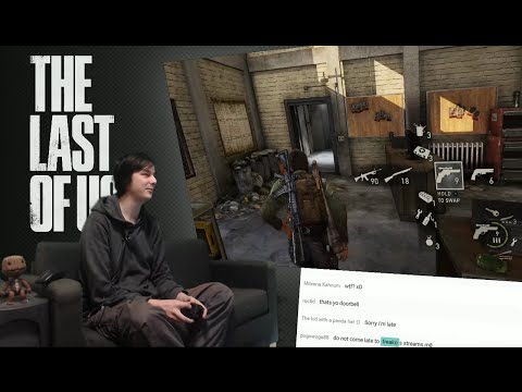 The Last of Us All Weapons Early Mod Livestream Archive