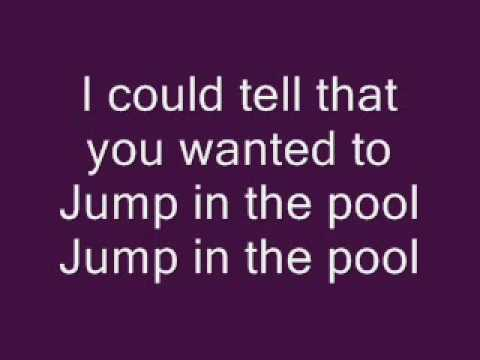 Friendly Fires - Jump in the pool Lyrics