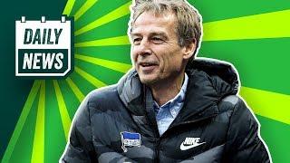 Paukenschlag! Klinsmann tritt als Hertha-Trainer zurück! Chaos um Kinsgley Coman!