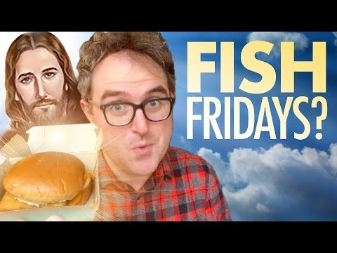Why Eat Fish On Friday? | History From Jesus To McDonalds | Eating Historically