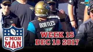 ESPN C'MON MAN! Week 15 - 12-18-17