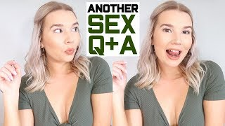 SEX Q&A | answering your questions + how to have better sex