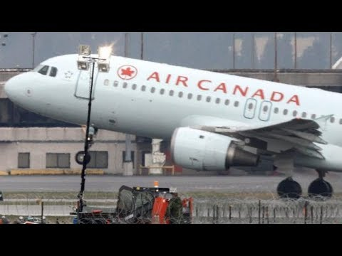 Air Canada Flight Lands In San Francisco After Being Told Not To