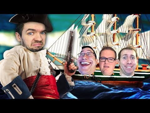 BIG SEA BABIES  | Sea Of Thieves #5 w/Mark, Bob and Wade