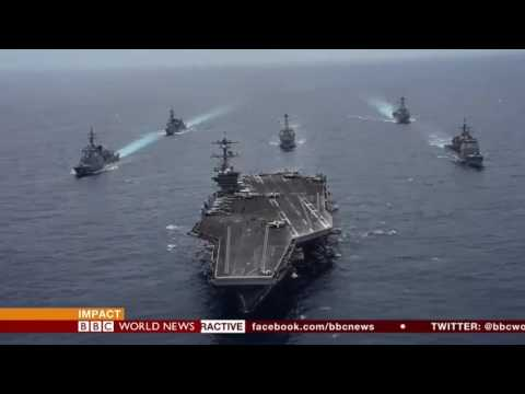 BBC World News Impact - North Korea missile claim