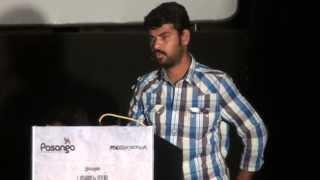 Actor Vimal at Moodar Koodam Tamil Movie Album Release