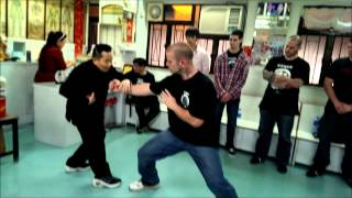 Choy Lay Fut Kung Fu: Training in Hong Kong