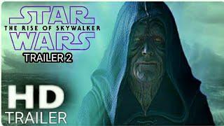 STAR WARS: The Rise of Skywalker Trailer 2 (2019) Ian McDiarmid | Fan-Made