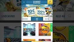 Sunnyplayer Sportwetten App im Test