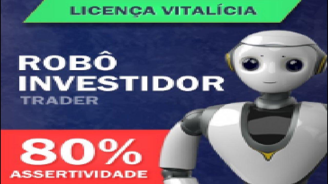 robo trader investidor