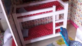 Мой домик для кукол монстер хай(Всех поздравляю с Новым Годом и Рождеством!) В этом видео я покажу свой трех-этажный домик))) Создано с помощ..., 2014-01-06T11:45:35.000Z)