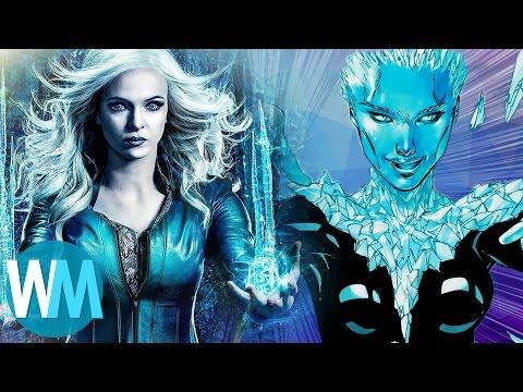 Killer Frost: Comic Book Origins