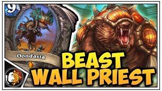 Hearthstone: Legend Beast Wall Priest - Rise Of Shadows