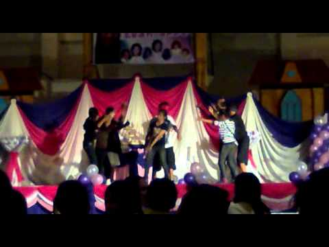 Rodessa & Dancer Group!!