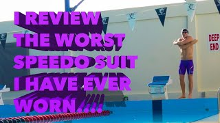 I review the now outdated Speedo Fastskin LZR Racer X Jammer. I have always publicly not liked this suit but it is about time I tell you why. The most serious ...
