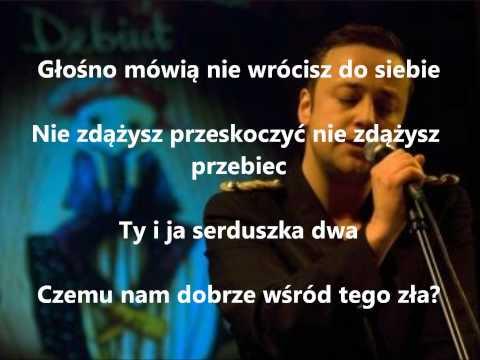 Czesław Śpiewa - Krucha Blondynka + Tekst