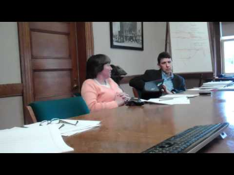 Amherst Joint Capital Planning meeting 3/29/12