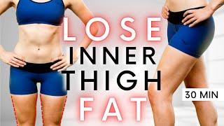 Sculpt Inner Thighs, Torch Fat & Build Muscle | 30 Minute Leg Workout